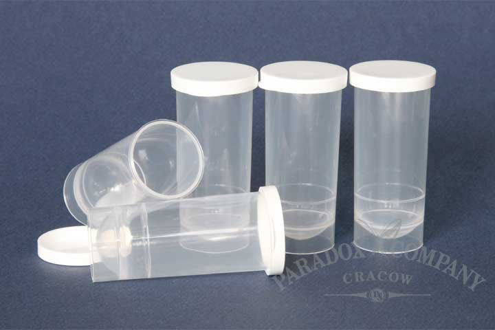Additional container to aspirator No 20A, 5 pcs.